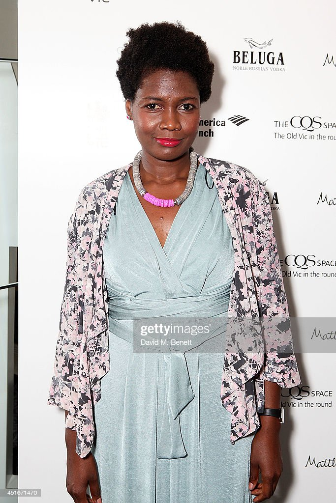 Sarah Niles attends an after party following the press night performance of 'The Crucible' at The Savoy Hotel on July 3, 2014 in London, England.