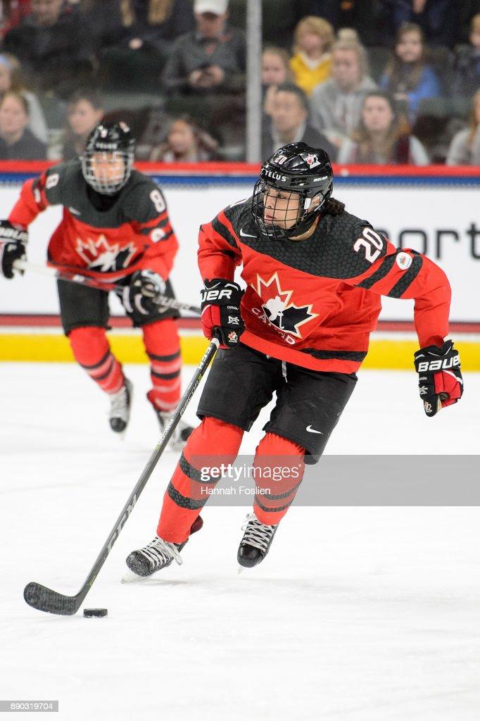 Canada v United States : News Photo