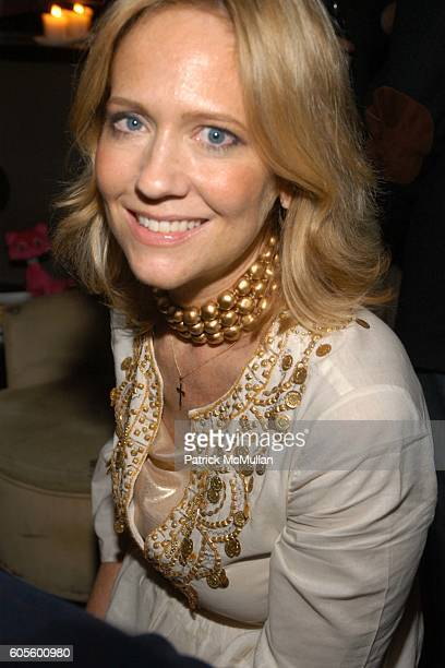 Sarah Orecchia attends Valentine's Day Cocktail Party hosted by Abby Weisman and Robin Navrozov at Serena's on February 14 2006 in New York City