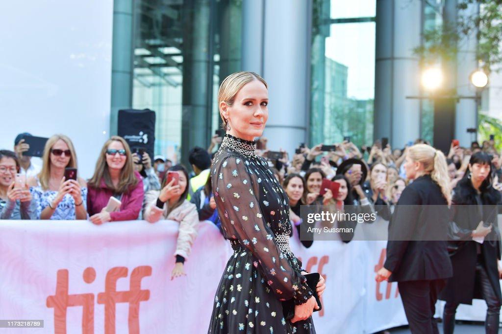 "2019 Toronto International Film Festival - ""The Goldfinch"" Premiere - Arrivals : News Photo"