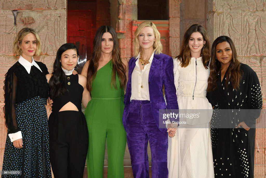 """Ocean's 8"" Worldwide Photo Call"