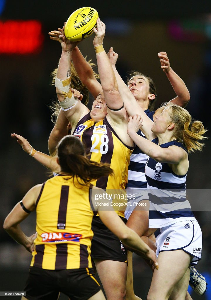 VFLW Grand Final - Hawthorn v Geelong