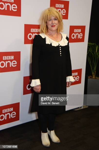 Sarah Phelps attends a special screening of new BBC One drama 'The ABC Murders' at the BFI Southbank on December 13 2018 in London England