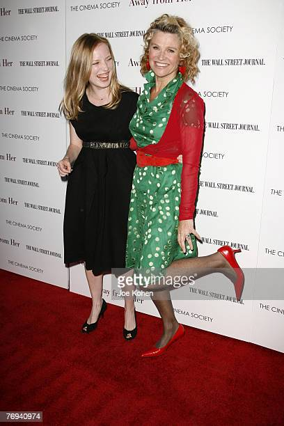 Sarah Polley and Julie Christie