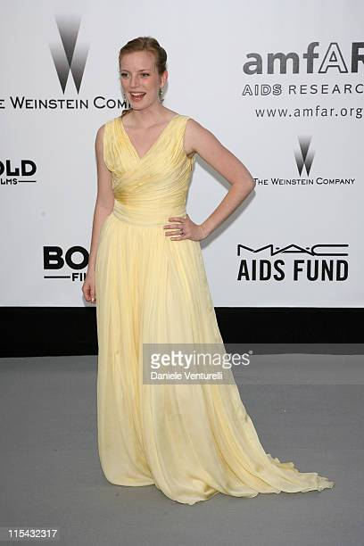 Sarah Polley at amfAR's Cinema Against AIDS event presented by Bold Films the M*A*C AIDS Fund and The Weinstein Company to benefit amfAR