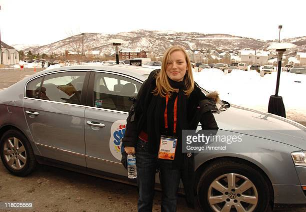 Sarah Polley director/ screenwriter during 2007 Sundance Film Festival 'Away from Her' Premiere at Eccles Theater in Park City Utah United States