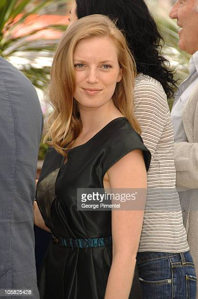 Sarah Polley during 2007 Cannes Film Festival Jury Photocall at Palais des Festival in Cannes France