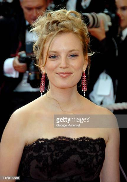 Sarah Polley during 2007 Cannes Film Festival Opening Night Gala and World Premiere of 'My Blueberry Nights' Arrivals at Palais de Festival in Cannes...