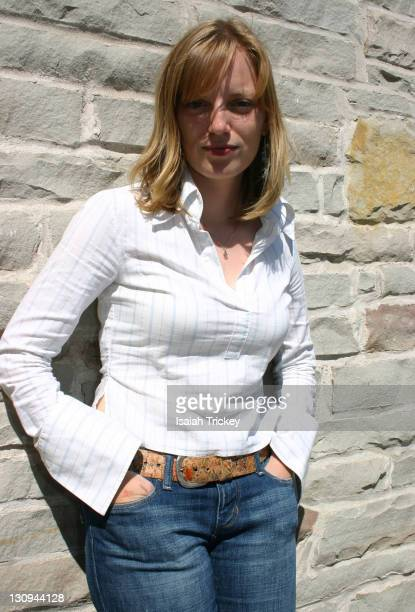 Sarah Polley during 31st Annual Toronto International Film Festival Canadian Film Centre BBQ at Portrait Studio in Toronto Ontario Canada