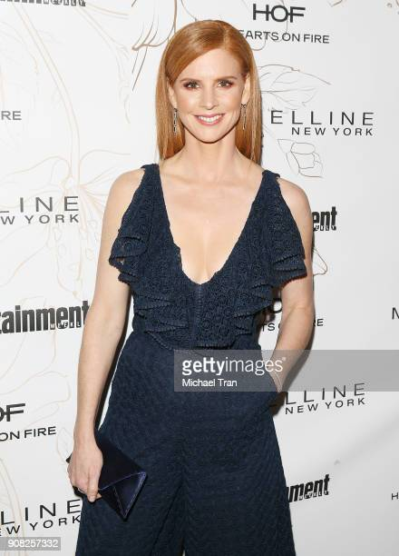 Sarah Rafferty attends the Entertainment Weekly hosts celebration honoring nominees for The Screen Actors Guild Awards held on January 20 2018 in Los...