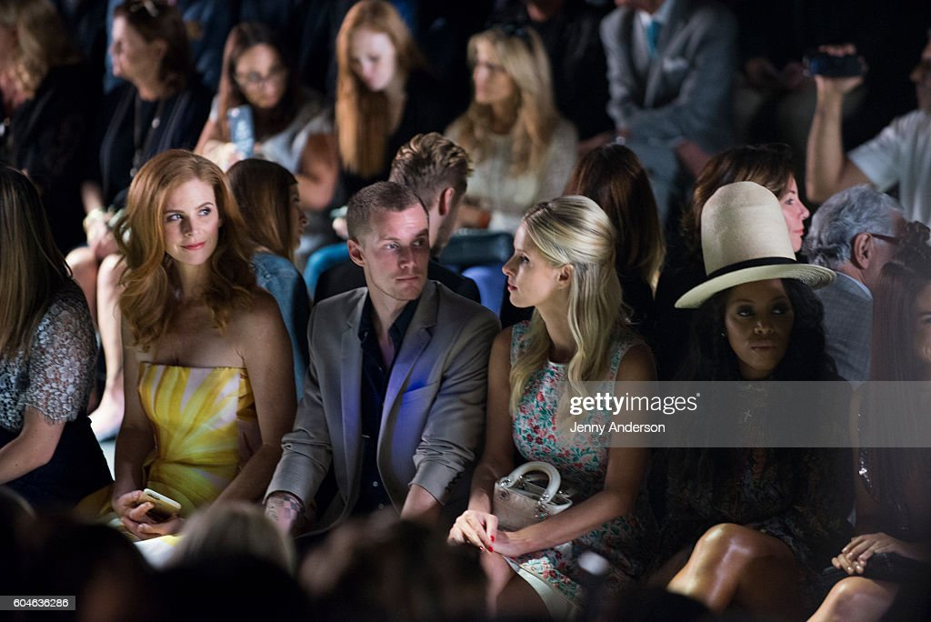 Dennis Basso - Front Row & Backstage - September 2016 New York Fashion Week: The Shows