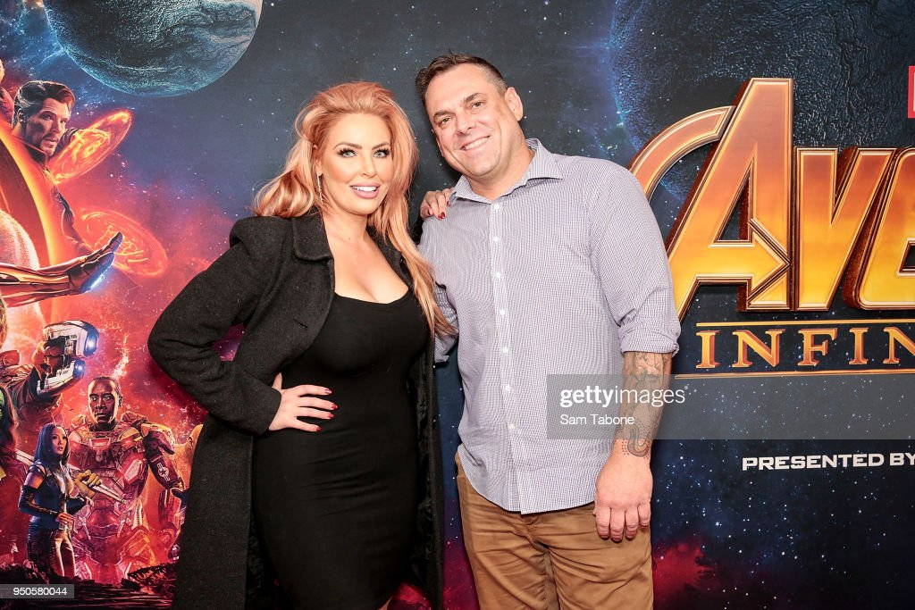 Avengers: Infinity War Special Event Screening - Melbourne
