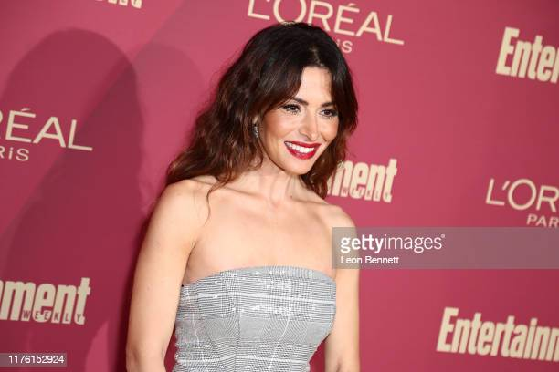 Sarah Shahi attends 2019 Entertainment Weekly PreEmmy Party at Sunset Tower on September 20 2019 in Los Angeles California