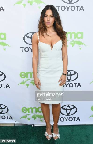 Sarah Shahi attends the 28th Annual EMA Awards Ceremony at Montage Beverly Hills on May 22 2018 in Beverly Hills California