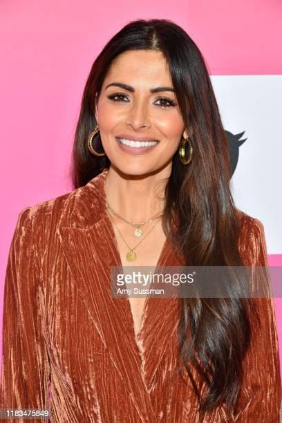 Sarah Shahi attends TheWrap's Power Women Summit at Fairmont Miramar Hotel on October 25 2019 in Santa Monica California