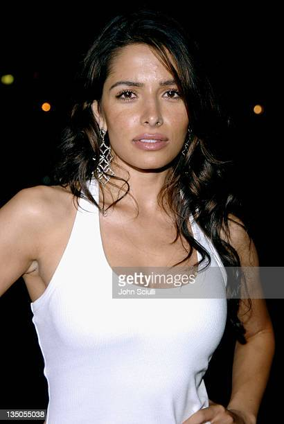 Sarah Shahi during Supercross Los Angeles Premiere Red Carpet at Veterans Administration Complex in Westwood California United States