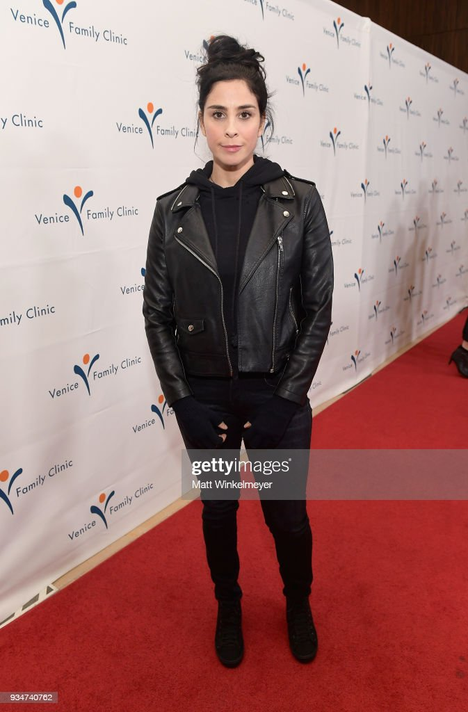 Venice Family Clinic Silver Circle Gala 2018 - Arrivals