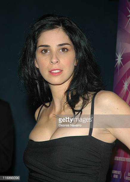 Sarah Silverman during 'Sarah Silverman Jesus is Magic' New York City Premiere at Clearview Chelsea West Theater in New York City New York United...