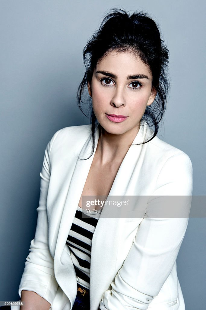 Sarah Silverman is photographed at the Toronto Film Festival for Variety on September 12, 2015 in Toronto, Ontario. Published Image.