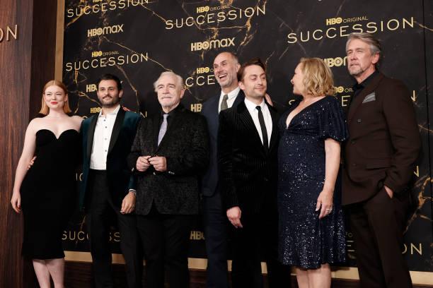 """NY: HBO's """"Succession"""" Season 3 Premiere"""