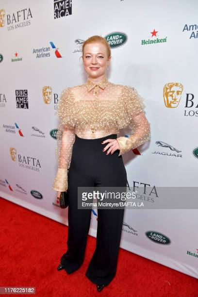 Sarah Snook attends the BAFTA Los Angeles BBC America TV Tea Party 2019 at The Beverly Hilton Hotel on September 21 2019 in Beverly Hills California
