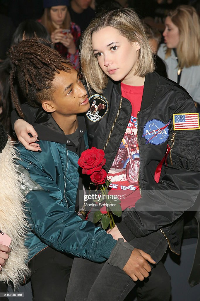 Hood By Air - Front Row - Fall 2016 New York Fashion Week: The Shows : News Photo