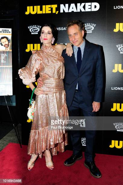 Rose Byrne attends the 'Juliet Naked' New York Premiere at Metrograph on August 14 2018 in New York City