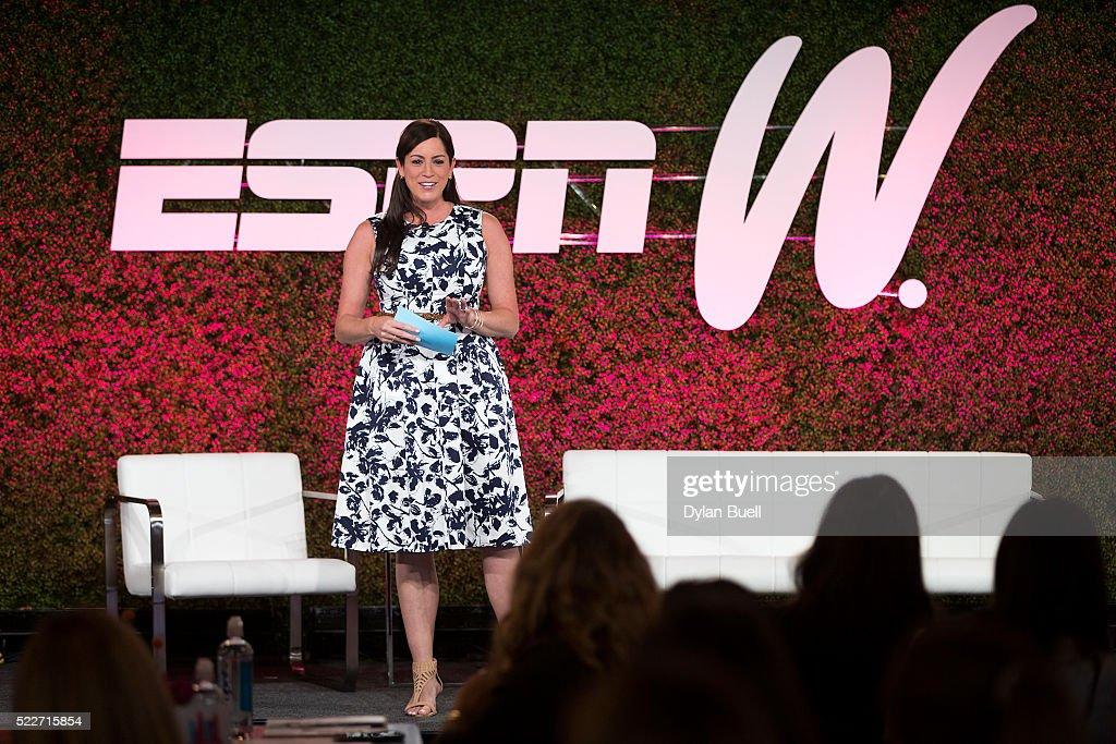 espnW: Women + Sports CHICAGO Presented by Toyota : News Photo