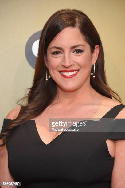 Sarah Spain attends The 76th Annual Peabody Awards Ceremony at Cipriani Wall Street on May 20 2017 in New York City