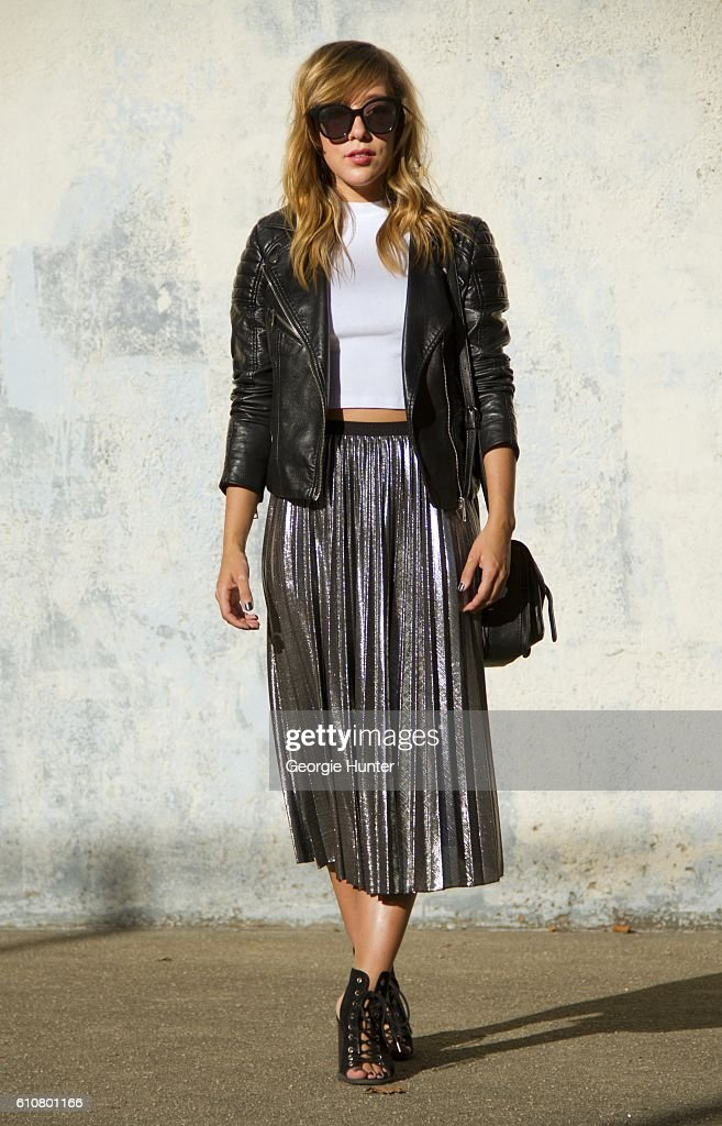Street Style - New York City - September 2016 : News Photo