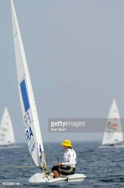 Sarah STEYAERT Laser Radial Class Jeux Olympiques 2008 Qingdao