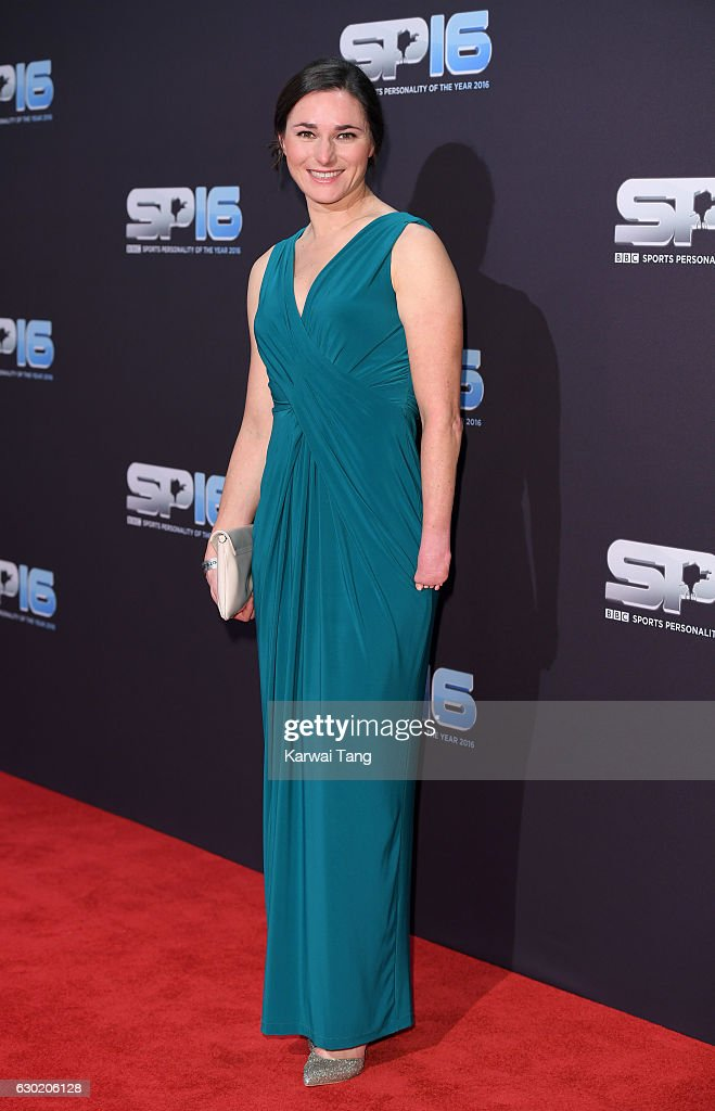 Sarah Storey attends the BBC Sports Personality Of The Year at Resorts World on December 18, 2016 in Birmingham, United Kingdom.
