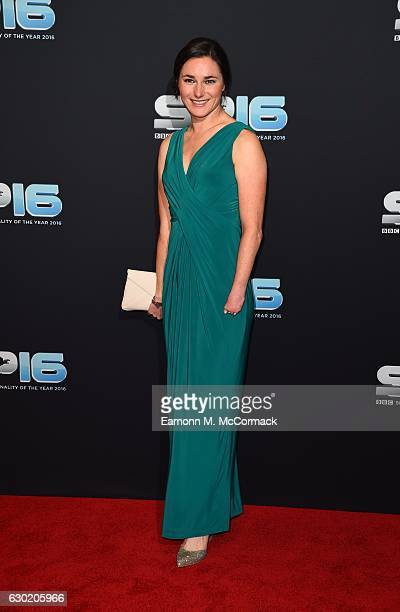 Sarah Storey attends the BBC Sports Personality Of The Year on December 18 2016 in Birmingham United Kingdom