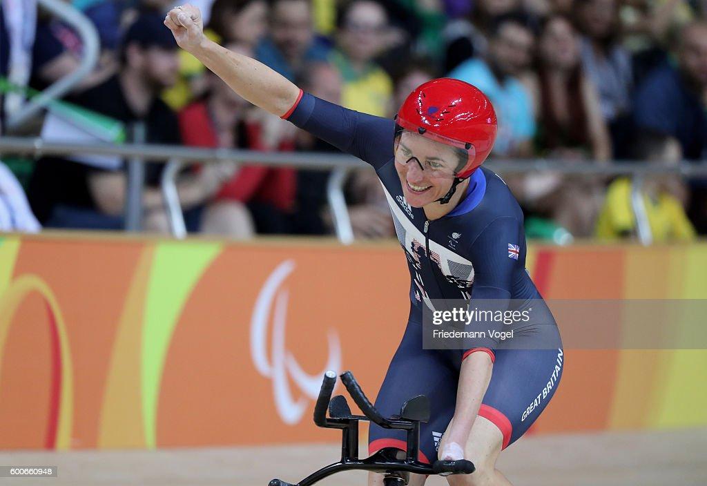 2016 Rio Paralympics - Day 1 : News Photo