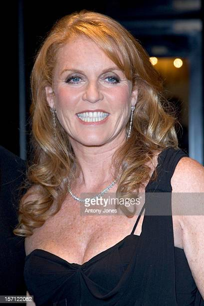 Sarah The Duchess Of York Attends The Children In Crisis ' All That Jazz' At The Dorchester Hotel In London