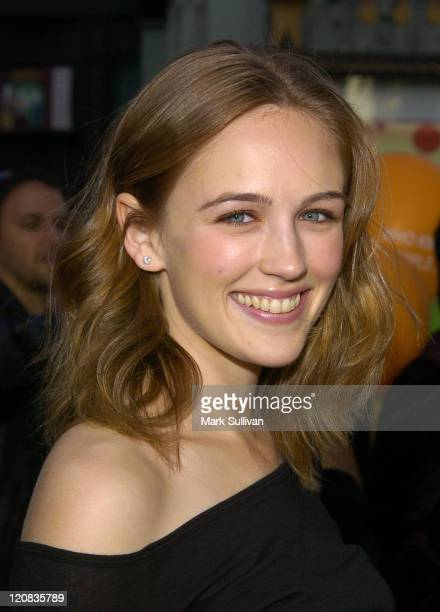 """Sarah Thompson during """"LA Twister"""" Premiere - Arrivals at Grauman's Chinese Theatre in Hollywood, California, United States."""