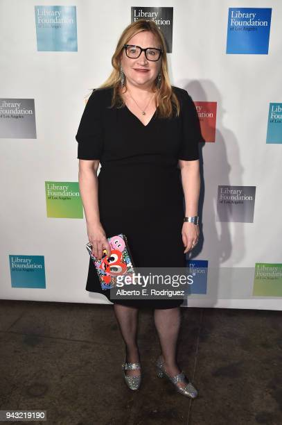 Sarah Thyre attends the 10th Annual Young Literati Toast at Hudson Loft on April 7 2018 in Los Angeles California