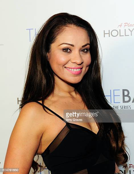 Sarah Torado attends the 5th Annual LANY Entertainment Mixer at St Felix on March 10 2016 in Hollywood California