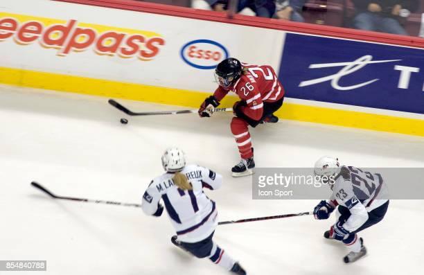 Sarah VAILLANCOURT / Monique LAMOUREUX / Kerry WEILAND - - USA / Canada - Finale Canada Cup - Vancouver - Canada,