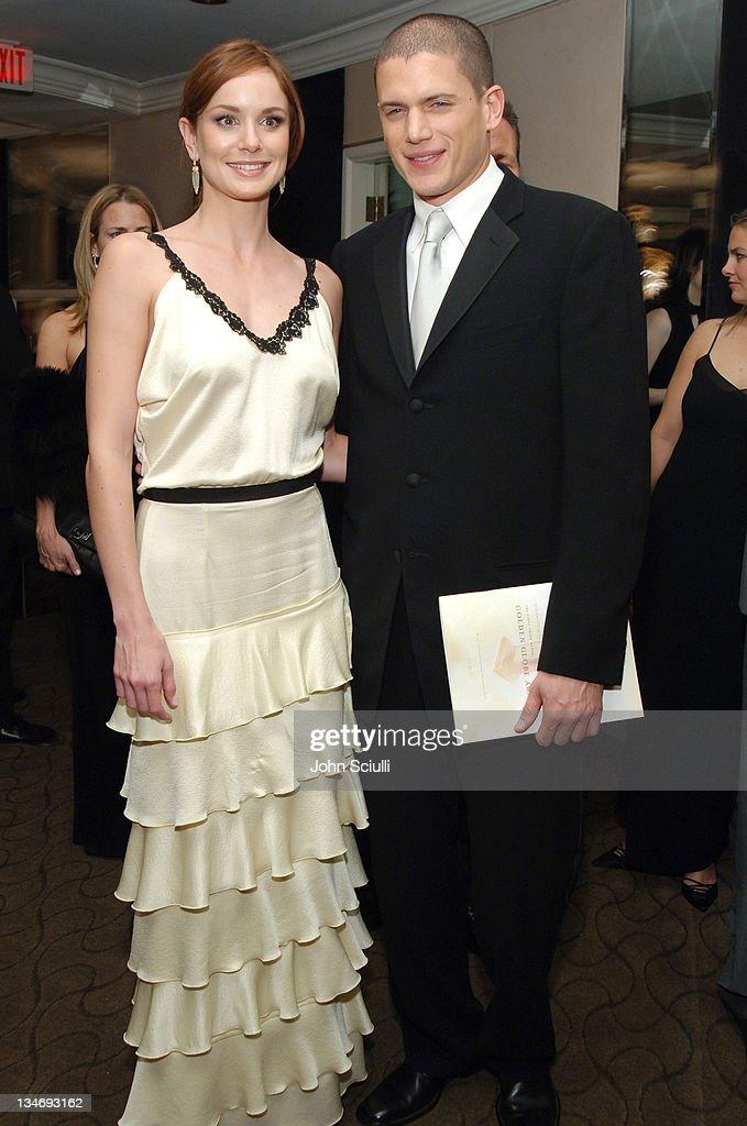 Is wentworth miller really dating sarah wayne callies