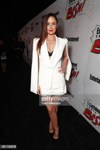Sarah Wayne Callies at Entertainment Weekly's annual ComicCon party in celebration of ComicCon 2017 at Float at Hard Rock Hotel San Diego on July 22...