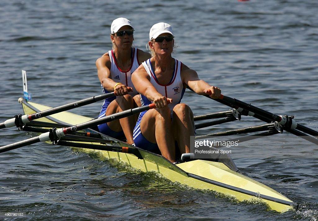 Olympics Day 1 - Rowing : News Photo