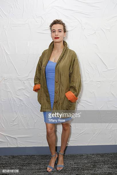 Sarah Wintner attends the Red Bull Sound Select 30 Days in LA AFROPUNK Dinner on November 20 2016 in Los Angeles California