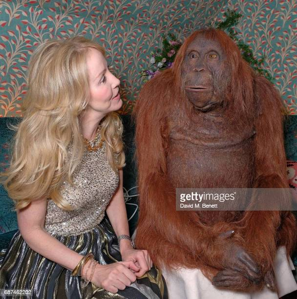 Sarah Woodhead attends the Leuser Ecosystem Action Fund hosted by Ben Goldsmith and Sarah Woodhead at 5 Hertford Street in collaboration with CIROC...