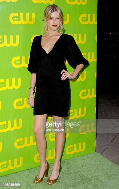 Sarah Wright during The CW Winter TCA All Star Party Arrivals at Ritz Carlton in Pasadena California United States