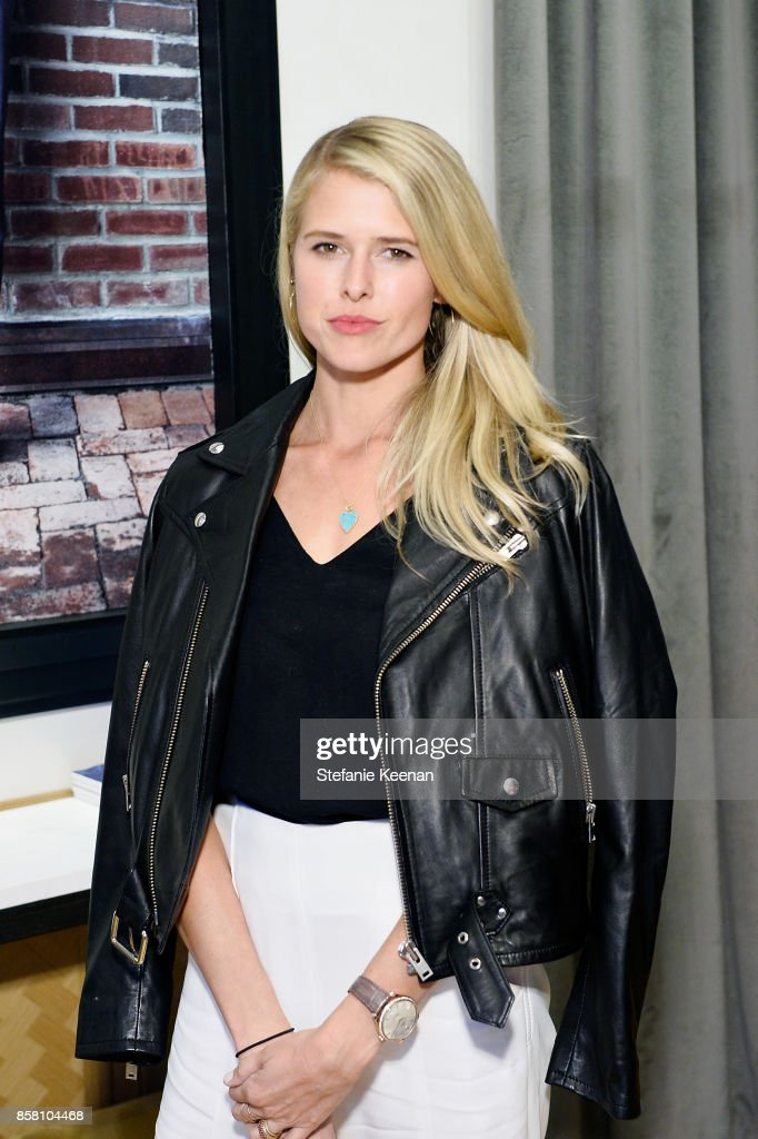 Sarah Wright Olsen attends Piaget Celebrates Brand Ambassador Michael B. Jordan In Support Of Lupus LA at Piaget on October 5, 2017 in Beverly Hills, California.