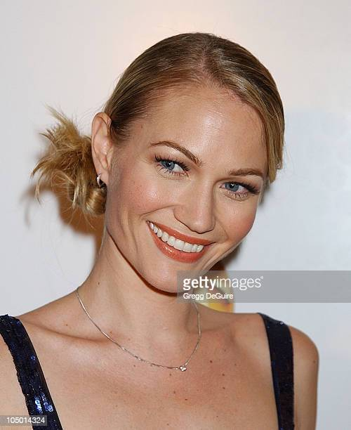 Sarah Wynter during ET/GLAMOUR Emmy Party Celebrating a Night of GLAMOUR on Sunset at Mondrian Hotel in West Hollywood, California, United States.