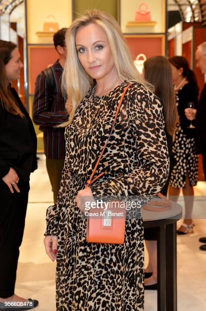 SarahAnn Murray attends the launch party of Moynat at Selfridges on May 9 2018 in London England
