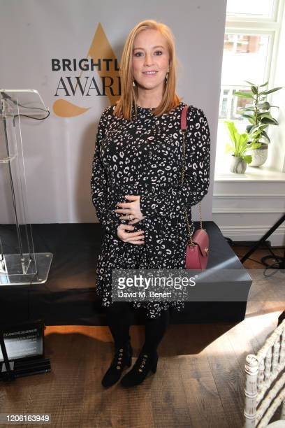 Sarah-Jane Mee attends AllBright's inaugural BrightList Awards 2020 at all-female members club The AllBright Mayfair on March 9, 2020 in London,...