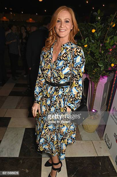SarahJane Mee attends the launch of Bunga Bunga in Covent Garden on January 12 2017 in London England